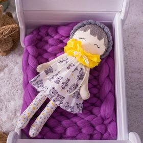 Mica Doll Handmade