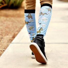Dreamers & Schemers | Equestrian Boot Socks