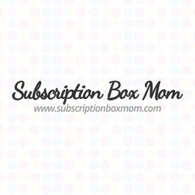 Subscription Box Mom