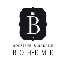 Monsieur & Madame Bohème