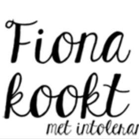 Fiona kookt