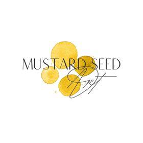 Mustard Seed Art