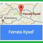 Ferrata Kyseľ