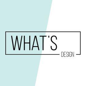 What's Design