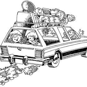 Lakókocsis vakáció