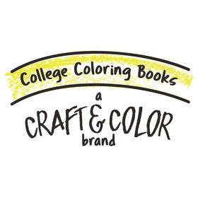 College Coloring Books