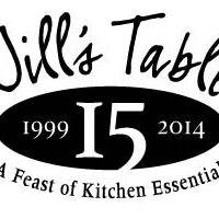Jill's Table