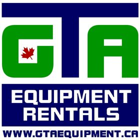 GTA Equipment Rentals