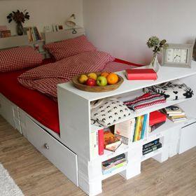 Palettenmöbel Bauen möbel aus europaletten palettenmöbel möbel aus paletten selber