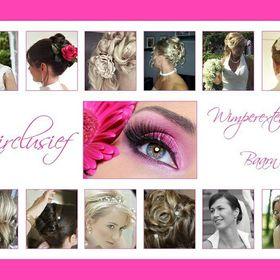 Hairclusief Bruidskapsels & Bruidsmake-up aan huis of op locatie wimperextensions
