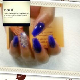 Mpho Maditsi nails