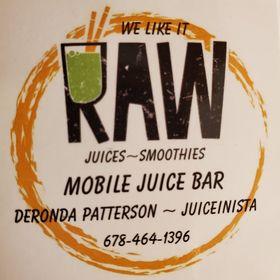 We Like It Raw Juice