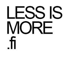 Lessismore.fi - Inspiroivia koteja