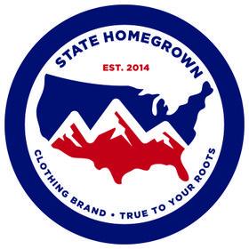 State Homegrown I Pledge Allegiance Pocket Tee