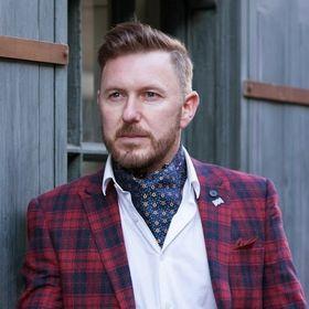 man of ascots & cravats