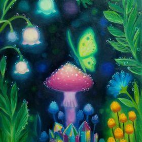 Erica Kilbourn Fantasy Art