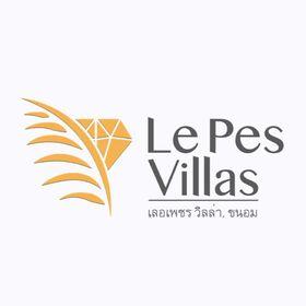 Le Pes Villas,Khanom