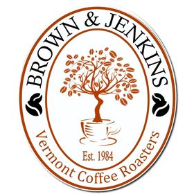 Brown & Jenkins The Vermont Coffee Roasters