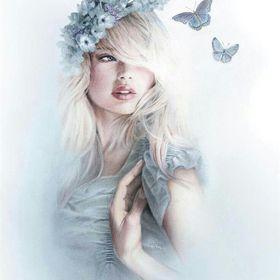 Krystal  Blue Angel