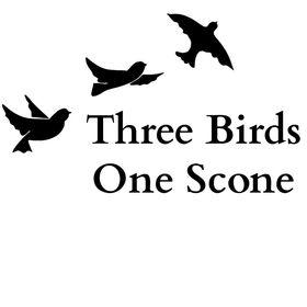 Three birds one scone