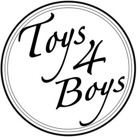 Toys for Boys Room