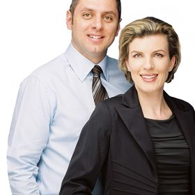 John Manneh & Laura Spracklin