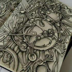 Pencil Art & Illustration