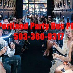 Portland Party Bus PDX