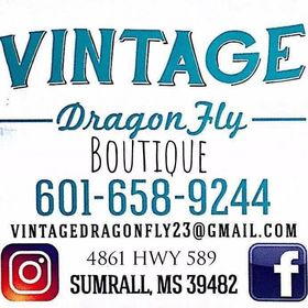 Vintage Dragonfly Boutique