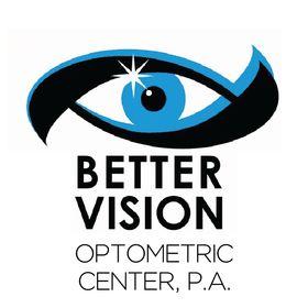 Better Vision Optometric Center