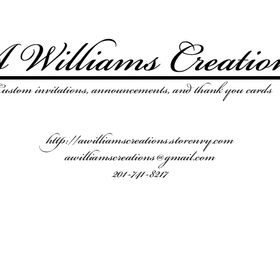 A Williams Creations