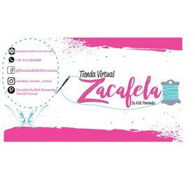 Zacafela By Ktik Fernández Tienda Virtual