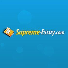 SupremeEssay