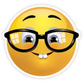 Cool Nerd Emoji