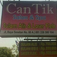 CantikSalon Spa Bali