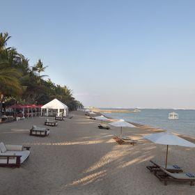 Puri Santrian Resort Sanur Bali