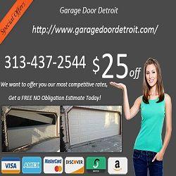 Garage Door Detroit MI