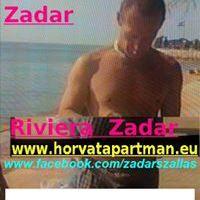 Racz Attila Kiadó Apartmanok Zadar