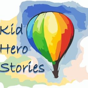 Kid Hero Stories- Personalized Books