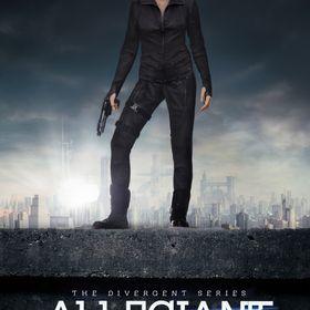The Divergent Series: Allegiant Movie 2016