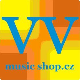 VV music shop.cz - hudba, filmy, knihy a pouzdra na telefony