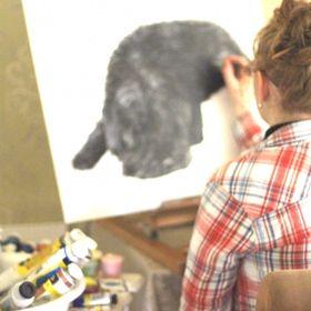 Animal portraits Susan Mills