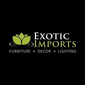 Exotic Imports. Ethnic furniture & decor. India Mexico & Morocco.