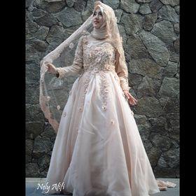 Wedding Dress Muslimah
