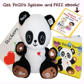 PoGO Potty Panda | Potty Training Kids