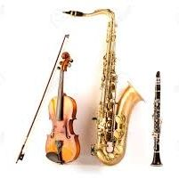 Violins and Sax