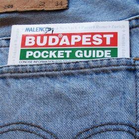 Budapest Pocket Guide