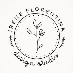Irene Florentina Design | Logo Design & Branding