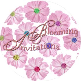 Blooming Invitations