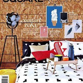 SquareRooms Magazine